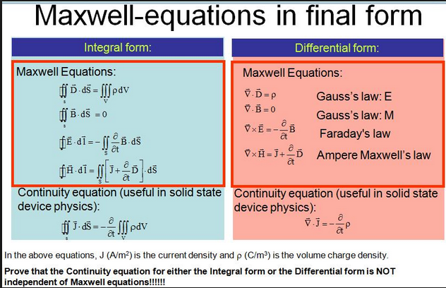 maxwell equations 44